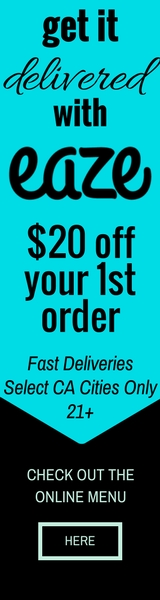 $20 off on cannabis delivery app eaze